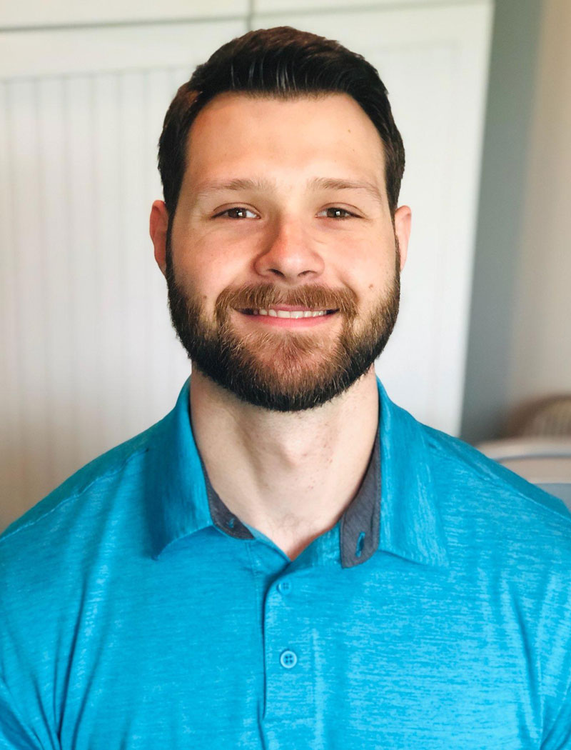Dr. Nick Weber specializing in Chiropractic BioPhysics