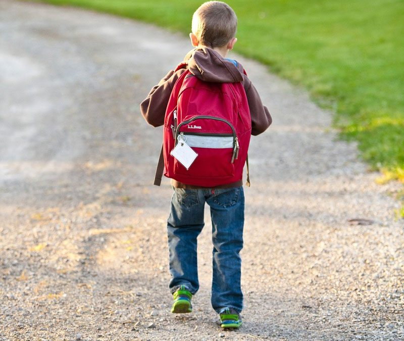 """4 Ways to Prevent """"Back to School"""" Backpack Pain"""